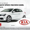 Kia Aktionen Surf and Drive